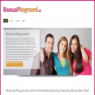 Free bisexual dating website